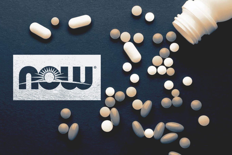 Now Foods Supplements Logo Logo Wallpaper Optimus medida