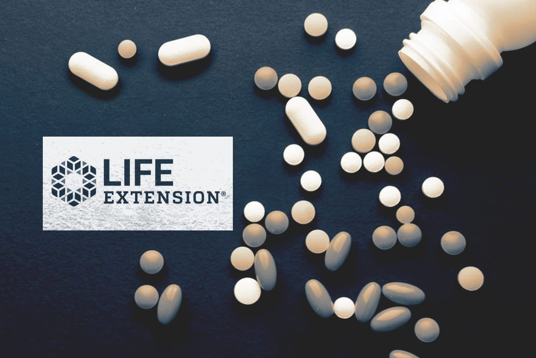 Life Extension Supplements Papel de parede Logótipo Optimus medica