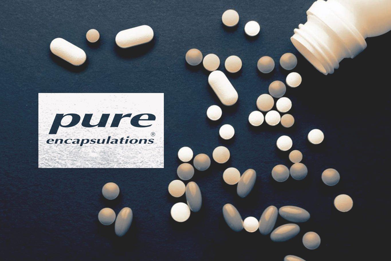pure encapsulations supplements